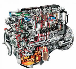 Двигатель и запчасти к нему