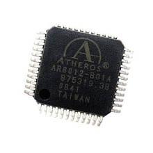 Чип AR8012-BG1A AR8012 QFP48, Сетевой контроллер 10/100Мбит