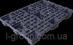 Пластиковий піддон 1200х800х140 мм