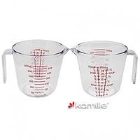 Мерный стакан 600 мл Kamille 7719