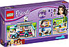 LEGO 41056 Friends - Фургон новин Хартлейк (Лего Френдс Новостной фургон Хартлейк), фото 2