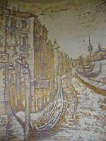 Художественная роспись,декоративная рельефная штукатурка,декоративная лепка