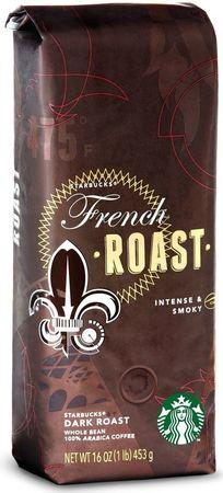 Кофе Starbucks Dark French Roast в зернах 453 г