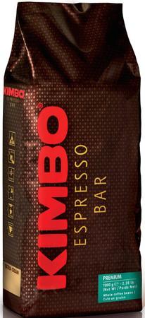 Кофе Kimbo Premium в зернах 1000 г