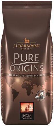 Кофе J.J. Darboven Pure Origins India Taj Mahal в зернах 500 г