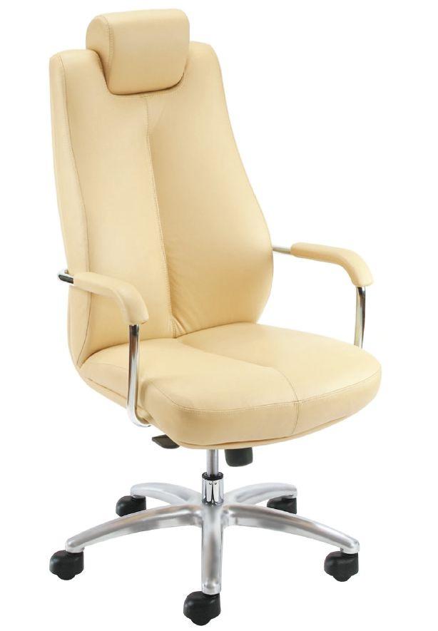 Кресло Sonata Steel алюм H-17 механизм MB.