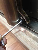 Регулировка дверей в шкафах купе. Как это делать.