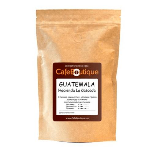 Кофе CafeBoutique Guatemala La Cascada в зернах 500 г