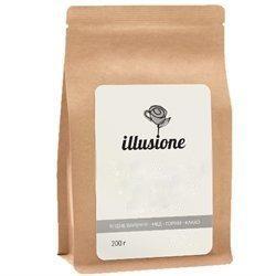 Кофе Illusione Brazil Santos в зернах 200 г