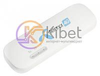 Модем 3G Huawei E8372 box, GSM GPRS/EDGE, UMTS, HSDPA, HSPA, HSPA+, DC-HSPA+ до 63.3 Мбит/с. LTE 100-150 Мбит/с , 2300 mAh, Размер SIM карты: