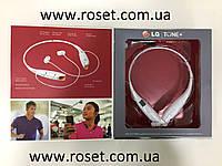 Беспроводные  bluetooth наушники LG Tone +, фото 1