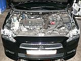 Распорка передних стоек Mitsubishi Lancer X , фото 3