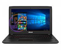 Ноутбук 15' Asus FX502VM-FY356T Black 15.6' глянцивый FullHD (1920x1080), Intel Core i5-7300HQ 2.5-3.5GHz, RAM 16Gb, SSD 128Gb + HDD 1Tb, nVidia
