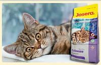 Josera Йозера Кулинезе Culinesse сухой корм  для кошек живущих в доме и на улице 0.4 кг