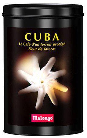Кофе Malongo Cuba молотый ж/б 250 г