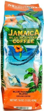 Кофе Magnum Exotics JAMAICA BLUE MOUNTAIN BLEND молотый - 454 г
