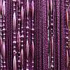 Шторы нити кисея Цепи Фиолетовый (№205)
