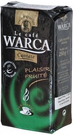 Кофе J.J. Darboven Warca Cantate молотый 250 г