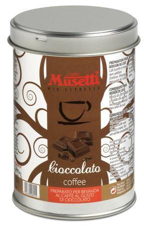 Кофе Musetti Caffe Cioccolata молотый ж/б 125 г