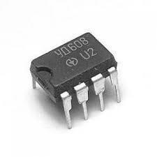КР140УД608 (MC1456P) операційні підсилювачі середньої точності з високим посиленням, малими вхідними струмами