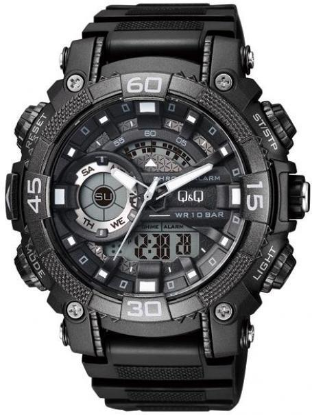 Наручные мужские часы Q&Q GW87J001Y оригинал