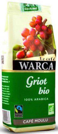 Кофе J.J.Darboven Warca Griot BIO max havelaar молотый 250 г