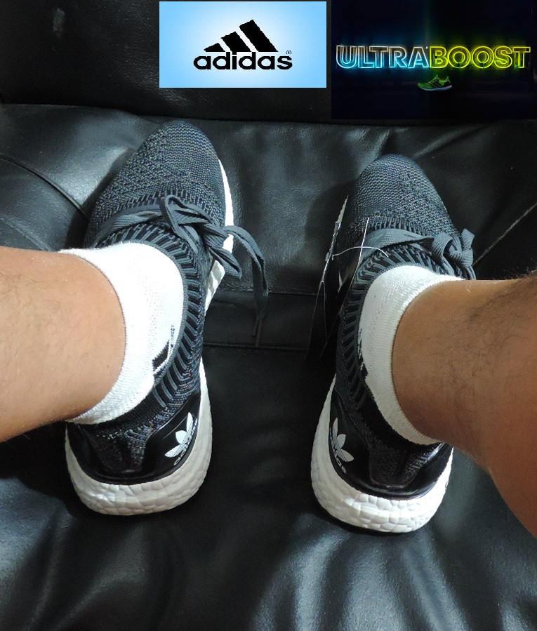 b35cefb2 ... Кроссовки летние Adidas Ultra Boost. Беговые кроссовки мужские, реплика  , фото 3 ...