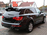 Спойлер на крышку багажника Audi Q7 в стиле ABT