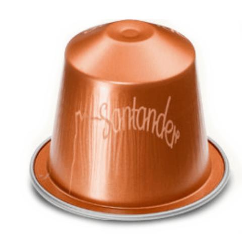Кофе в капсулах Nespresso Santander 10 шт