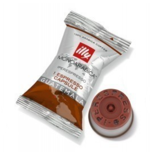 Кофе в капсулах Illy IperEspresso Monoarabica Гватемала - 100 шт