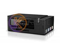 МФУ струйное цветное Epson L3050 (C11CF46405), Black, WiFi, 5760х1440 dpi, до 33/15 стр/мин, USB, встроенное СНПЧ (чернила Epson T664)