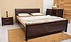Двуспальная кровать City с филенкой , фото 4