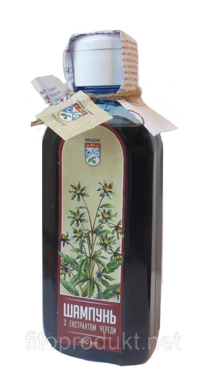 Шампунь с экстрактом Череды – Фитопродукт Авиценна, 250 мл Авиценна