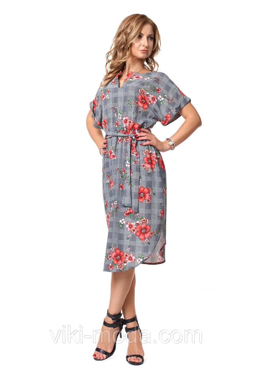 Платье женское из легкого софта