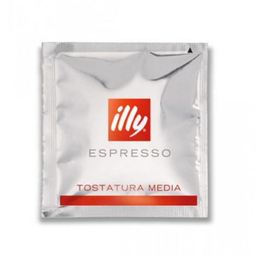 Кофе Illy в монодозах E.S.E. нормальной обжарки - 100 шт