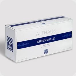 Черный чай Райнголд Althaus фильтр-пак 80 г