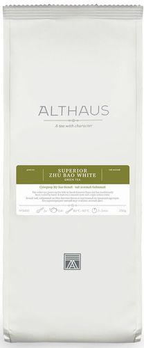 Белый чай Супериор Жу Бао Белый Althaus 250 г