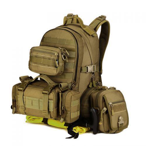 Рюкзак военный тактический штурмовой Molle Assault Protector Plus S416 35L Olive