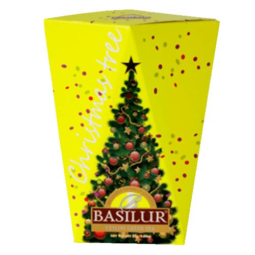Черный чай Basilur Желтая картон 85 г