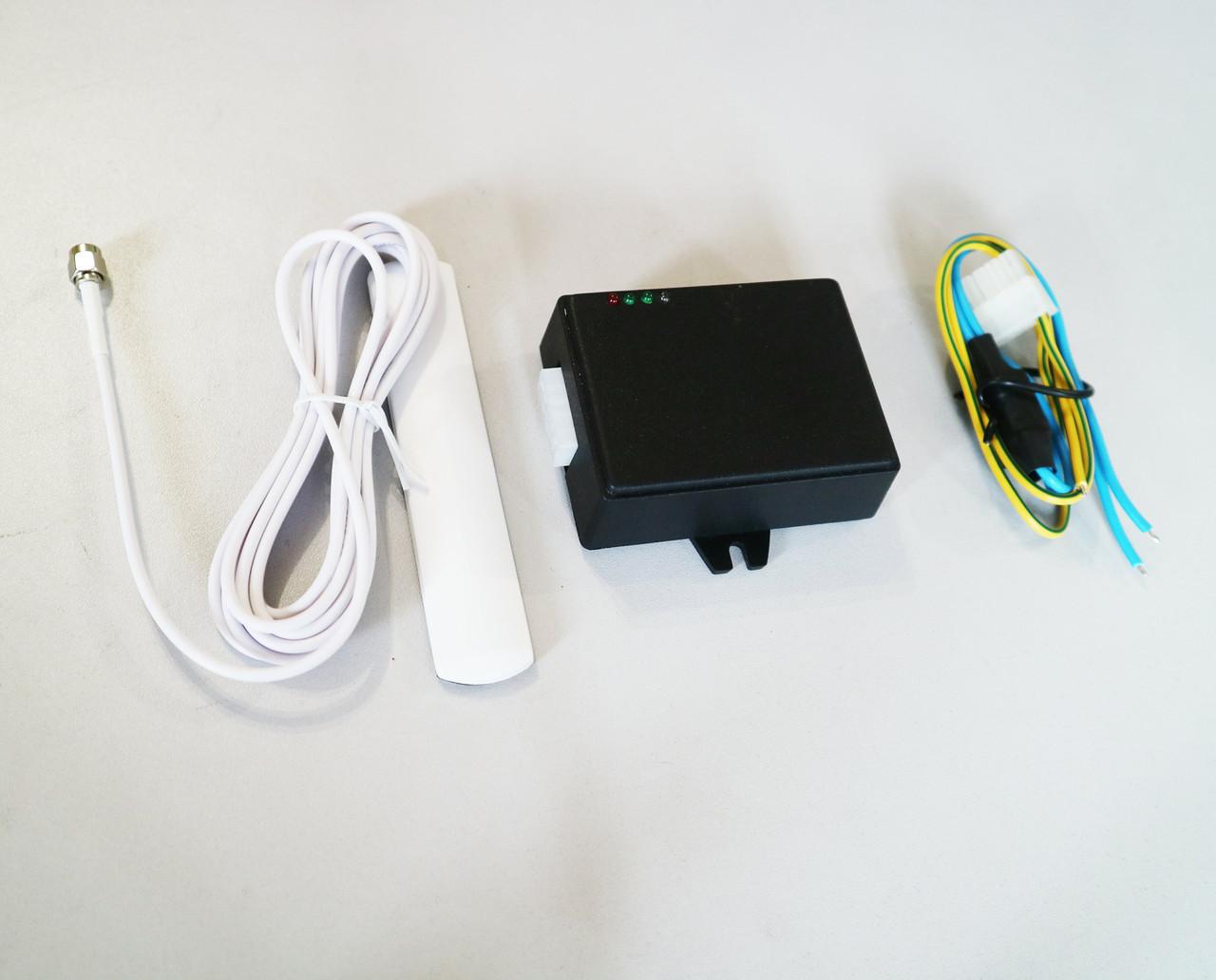GSM Модуль управління воротами (50 абонентів) DMA 72.01