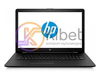 Ноутбук 17' HP Pavilion 17-bs047ur Black (2ME05EA) 17.3' матовый LED FullHD (1920x1080) IPS, Intel Pentium N3710 1.6GHz, RAM 4Gb, HDD 1Tb, AMD Radeon