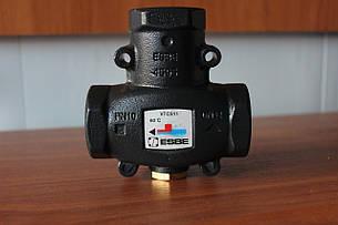"""Клапан термостатичний змішувальний VTC511 Rp 1 1/4"""" DN32 Kvs 14"""