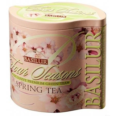 Зеленый чай Basilur Весенний ж/б 100 г