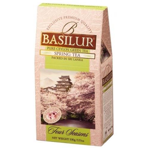 Зеленый чай Basilur Весенний 100 г картон