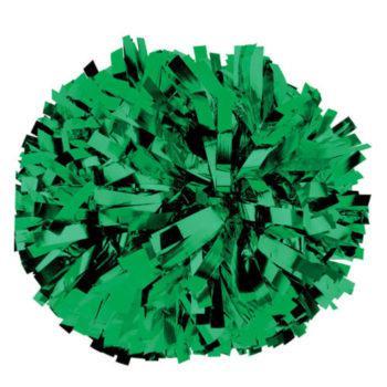 Помпон черлидера Pom Poms (зеленый) 15х9см