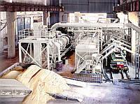 Установка для производства сухих строительных смесей СБ-240
