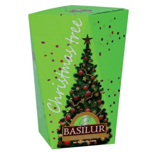 Зеленый чай Basilur Зеленая картон 85 г