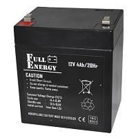 Full Energy FEP-124 - свинцово-кислотный AGM аккумулятор для ИБП