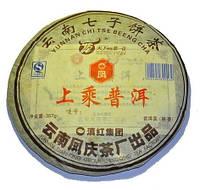 Шу Пуэр Блин 2006г. Фэн Цин 357 г