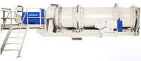 Установка сушильная барабанная газовая СБ-240.10 Сушильный барабан